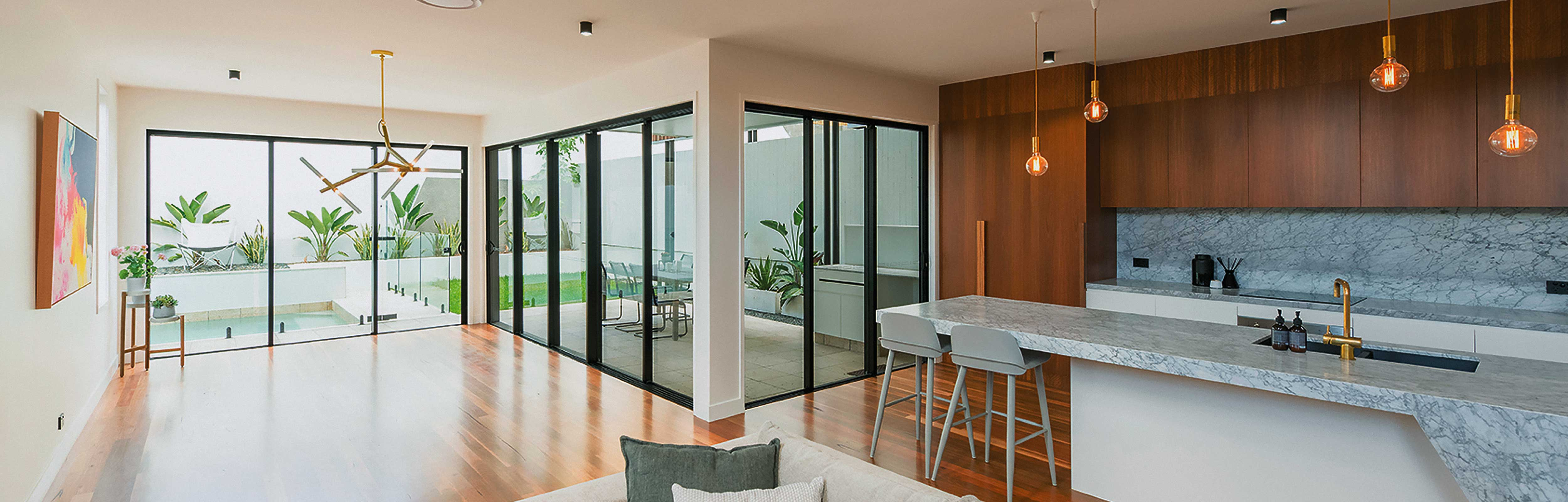 energy efficient sliding doors