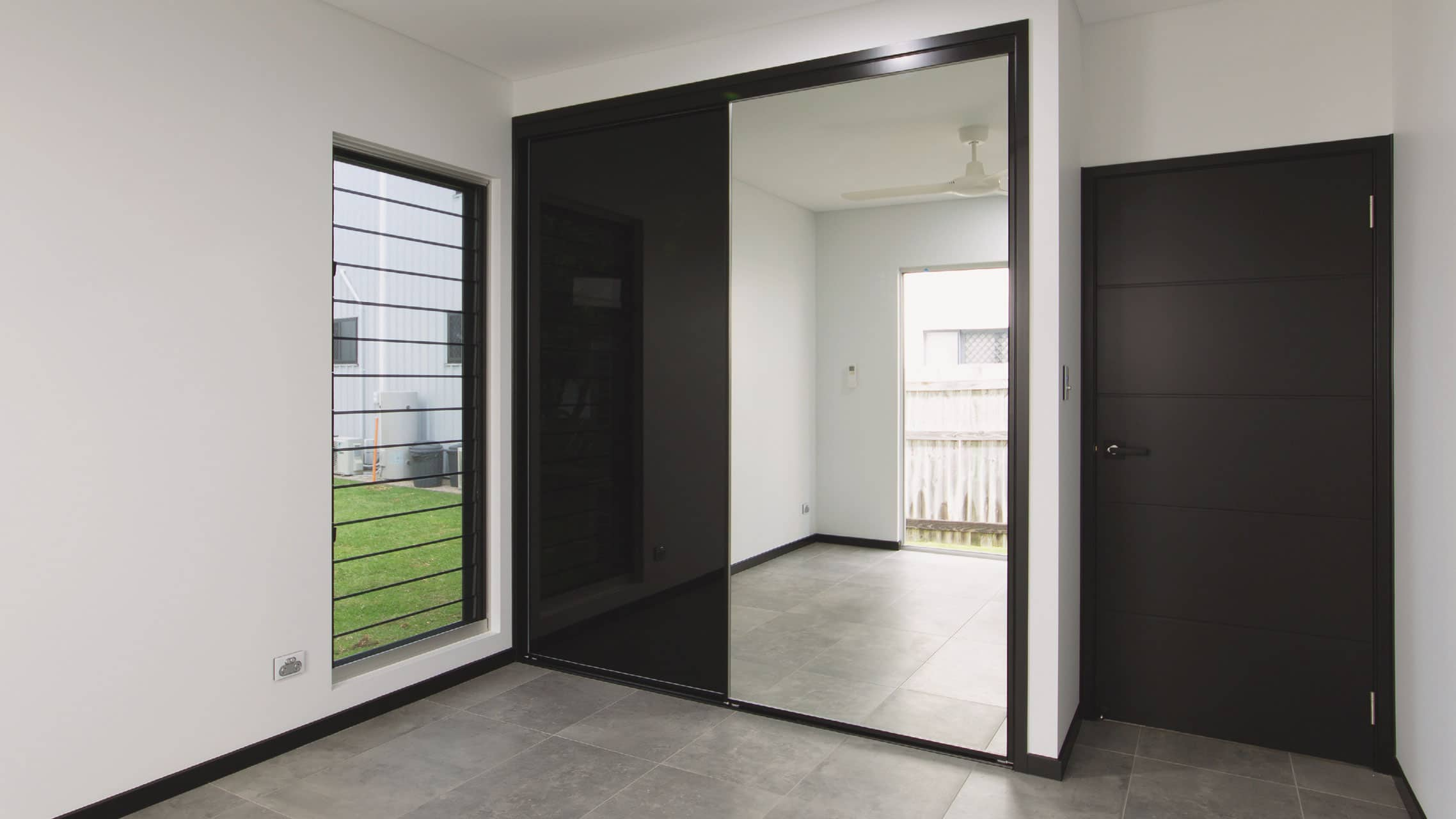 Mirror Wardrobe Sliding Doors