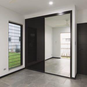 Mirror and Opti Panel Sliding Wardrobe Doors