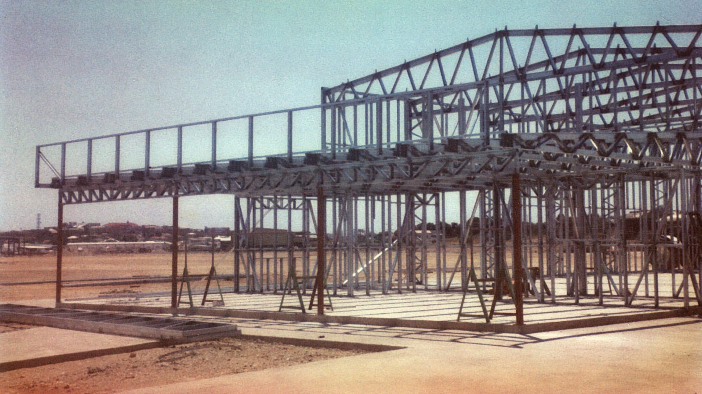 Original Bradnam's Windows & Doors factory
