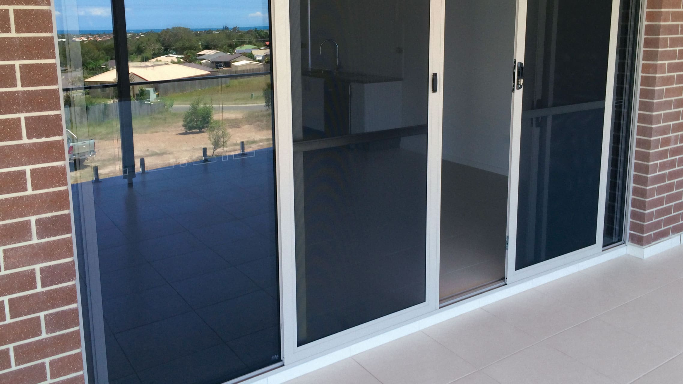 Sliding Door Security Screens