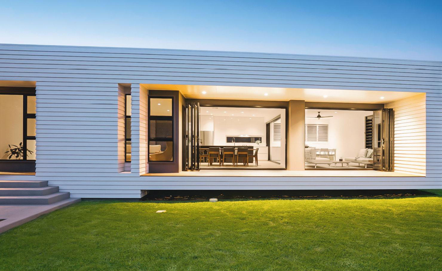 Aluminium Bi fold Doors and Aluminium Windows