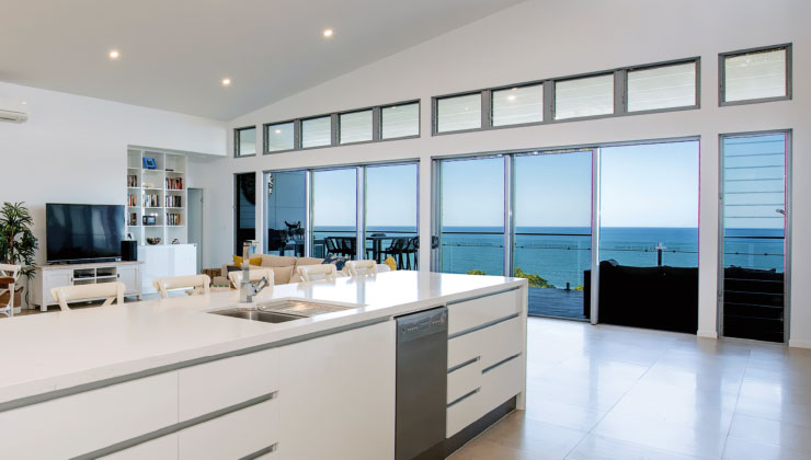 Aluminium Sliding Doors and Louvre Windows
