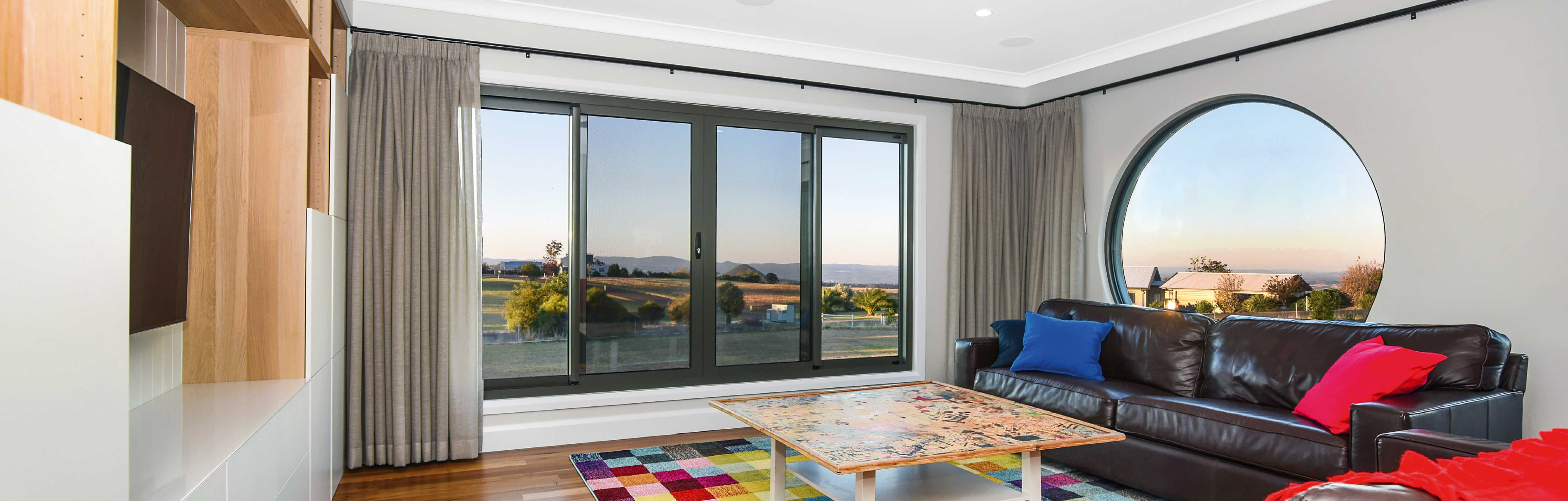 Energy Efficient Thermal Break Windows