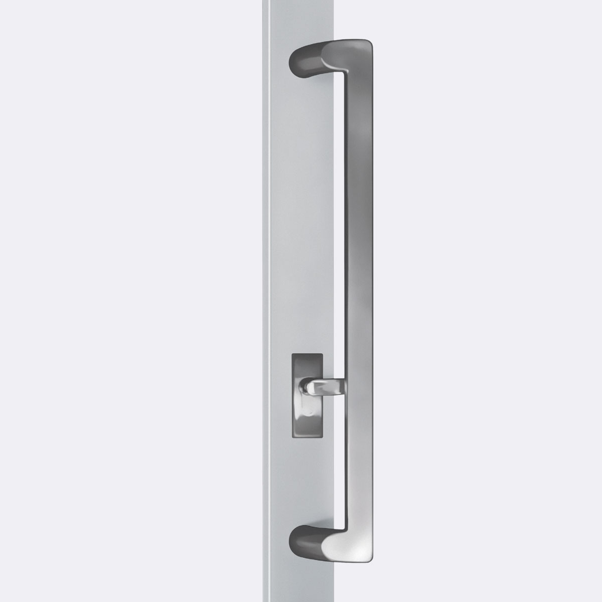 Square-form handle C