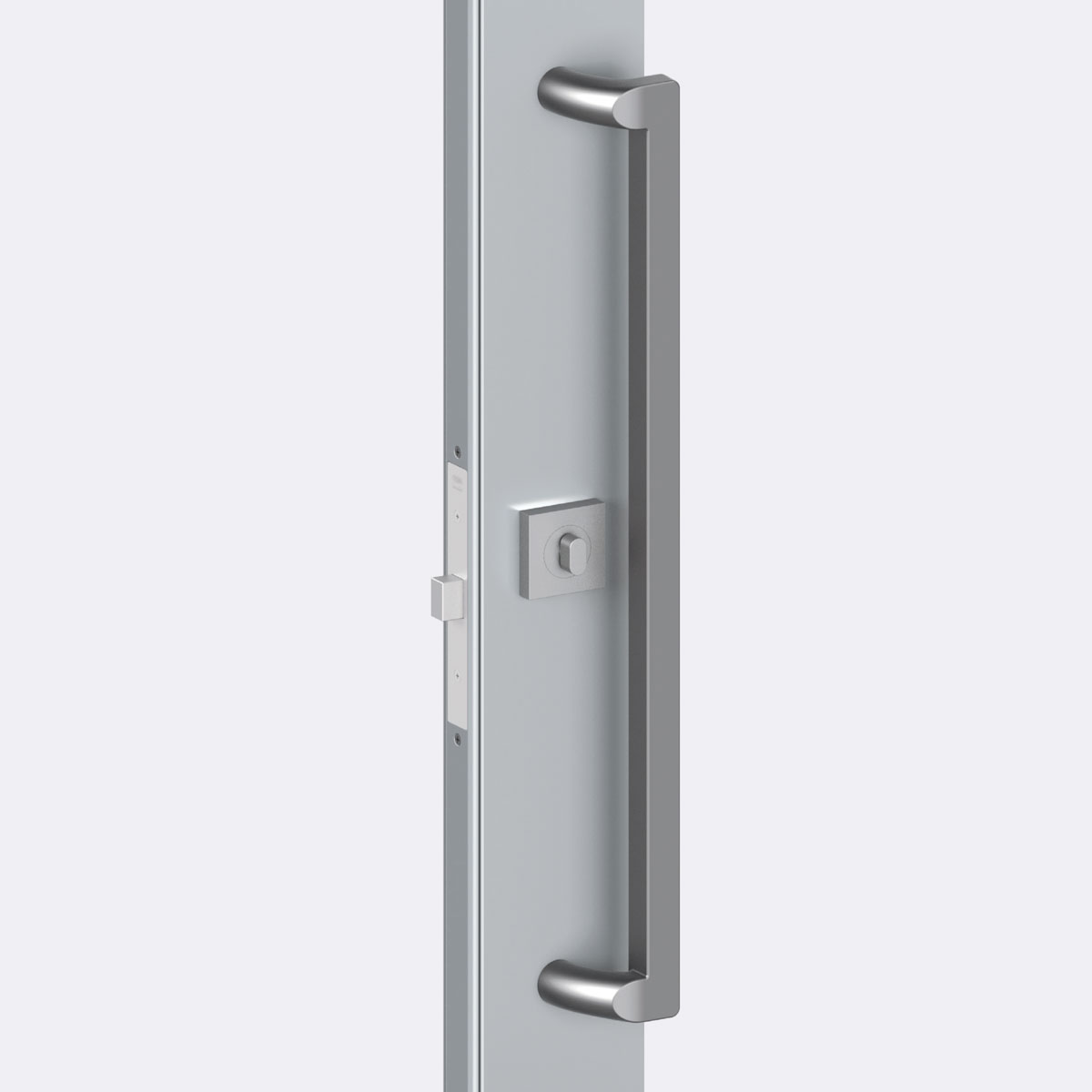 Square-form handle