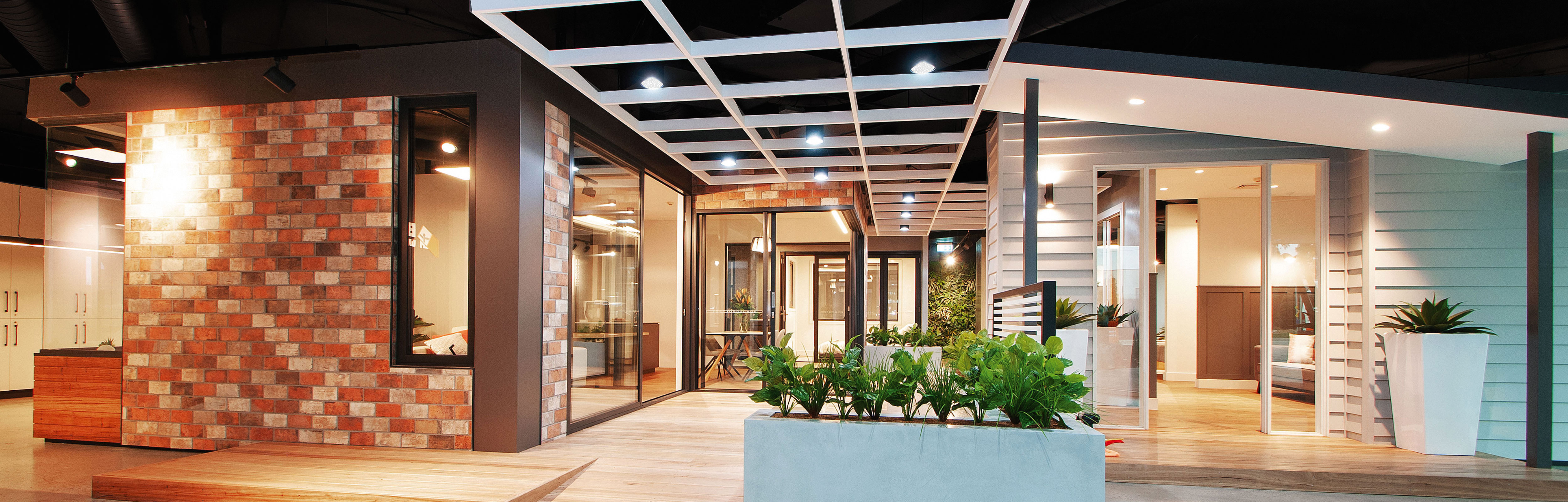 Bradnam's Windows & Doors Southeast Melbourne showroom