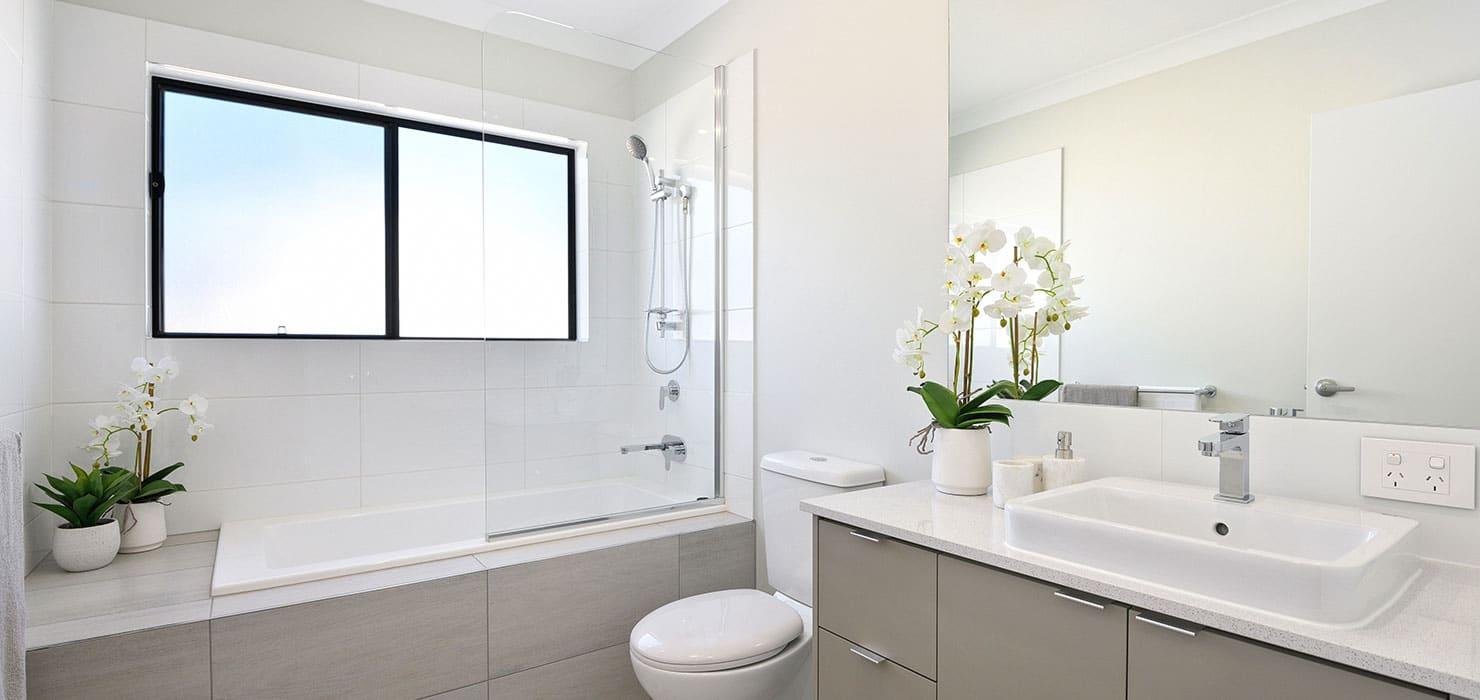 Shower Screen over a bath