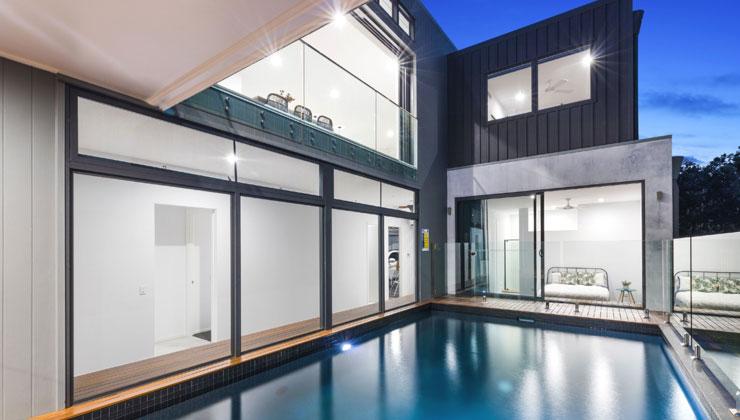 Large Fixed Windows, awning windows and sliding doors