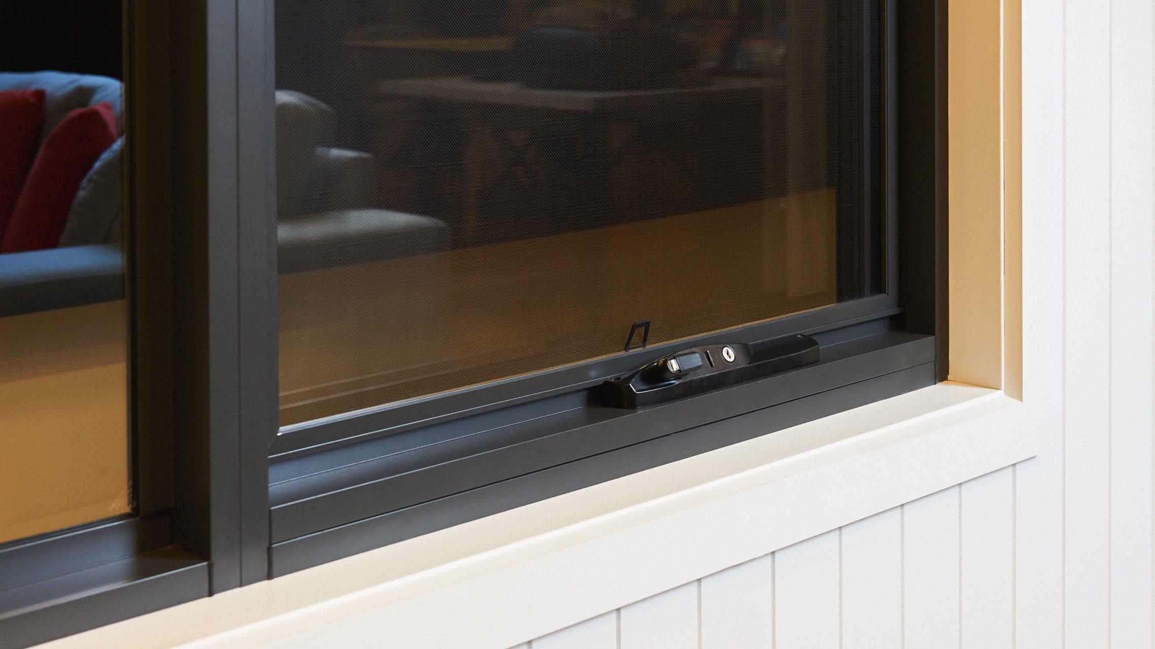 Close up of Signature Awning Window
