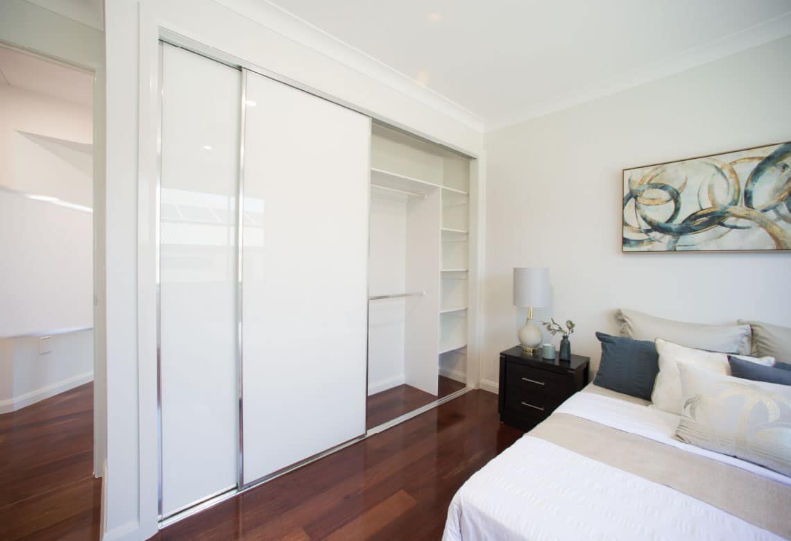 Bedroom Sliding Wardrobe Door