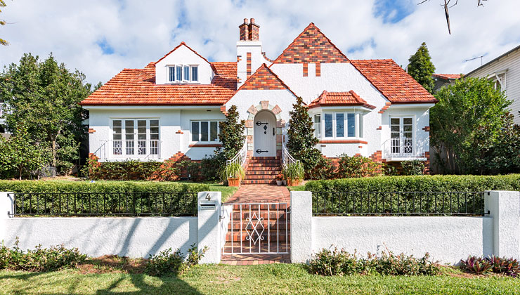 Contemporary Classic House