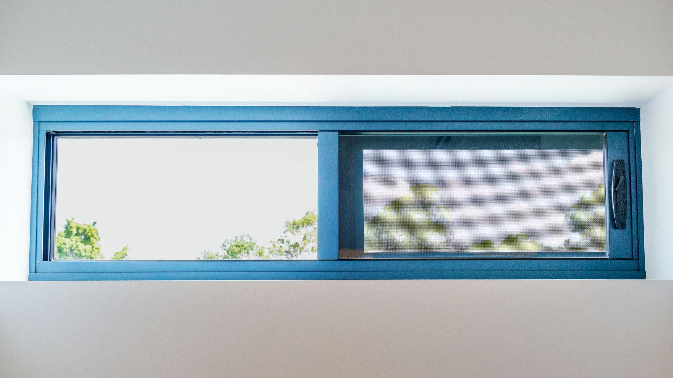Small Aluminium Sliding Window