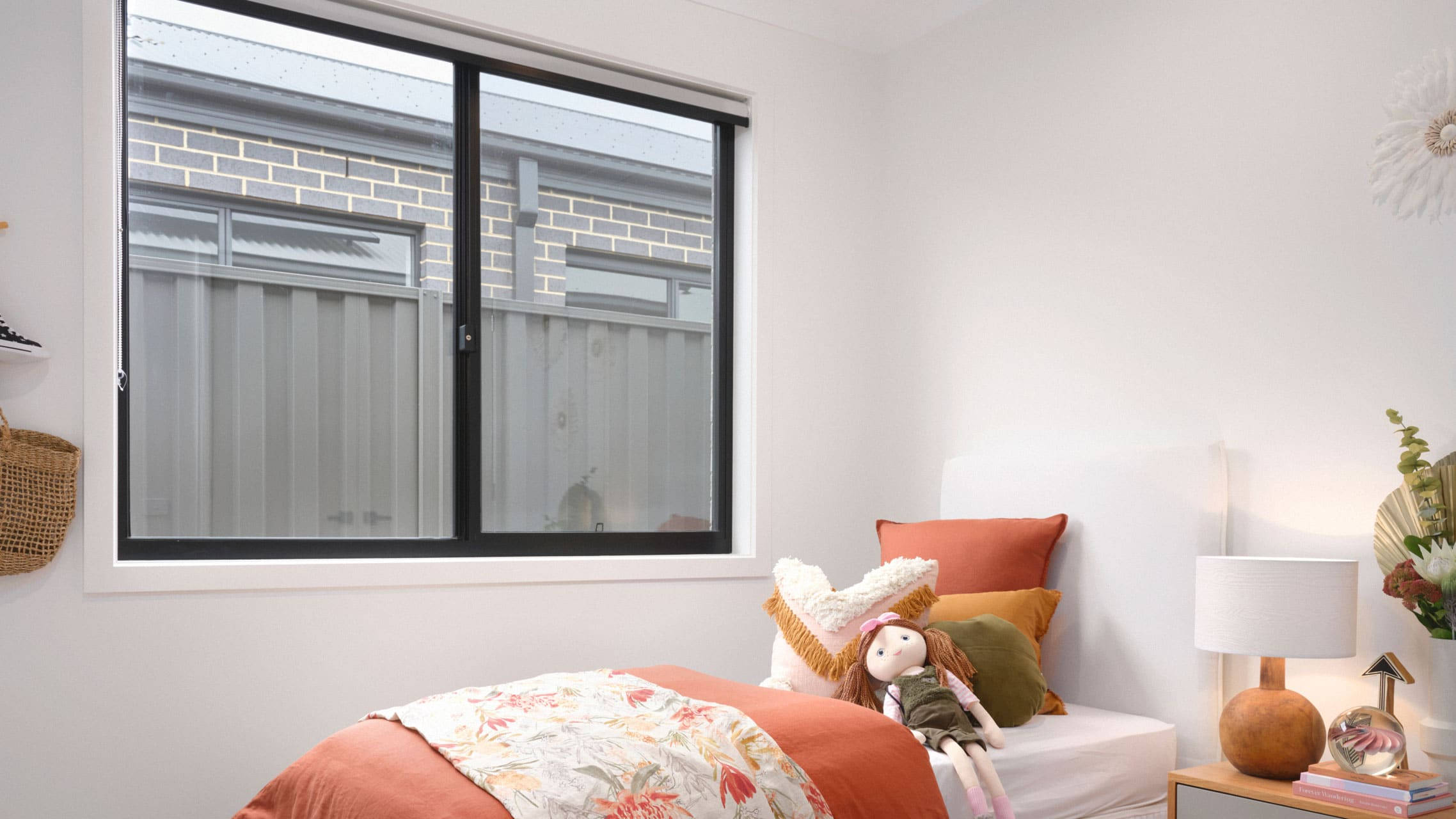 Double Glazed Sliding Window