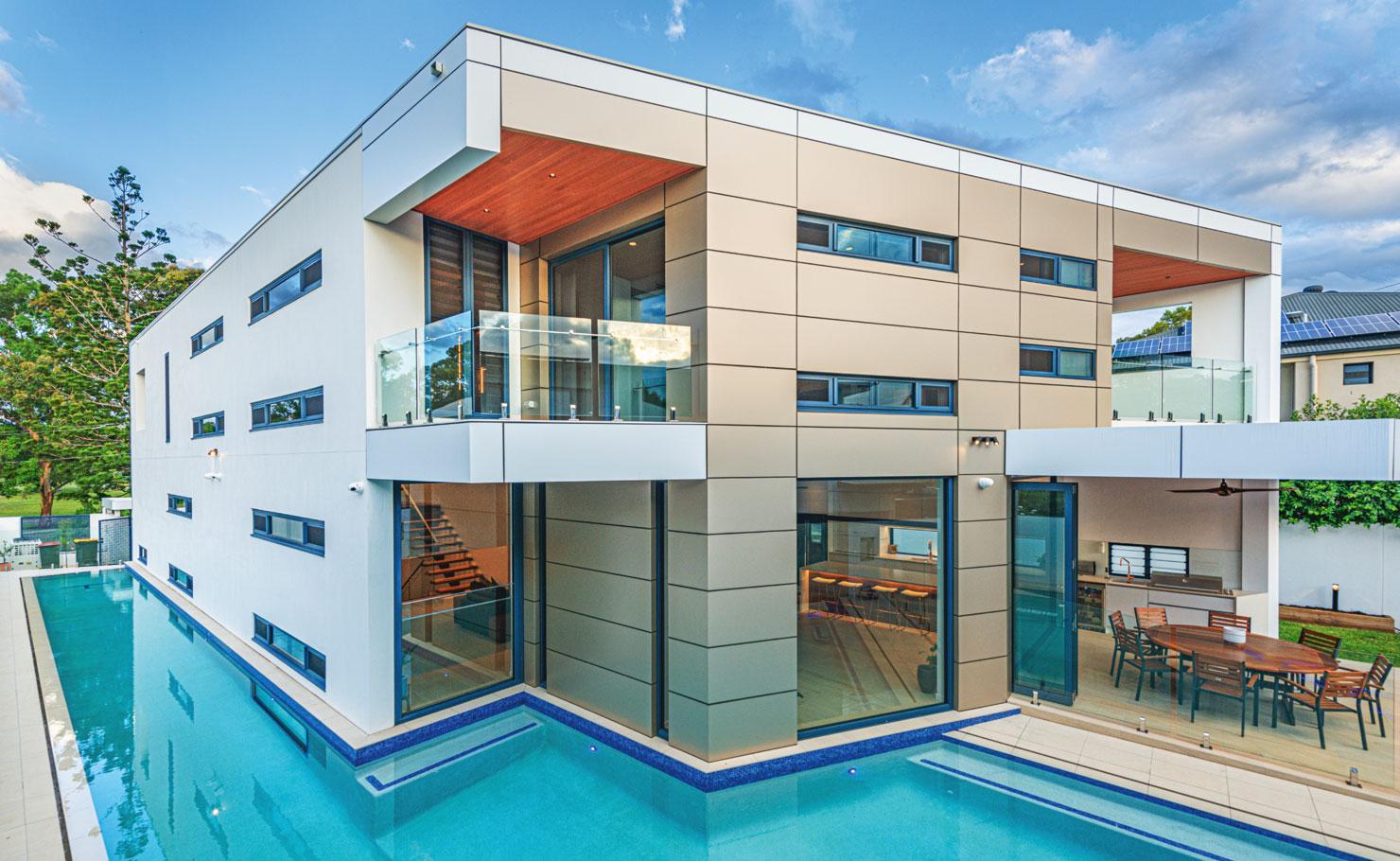 Luxury House in Brisbane