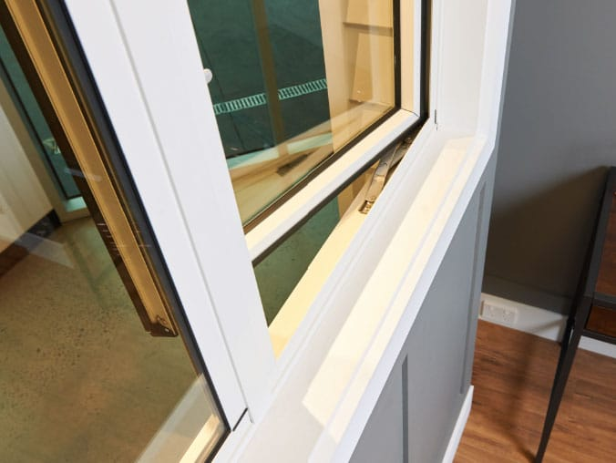 close-up-of-white-casement-window