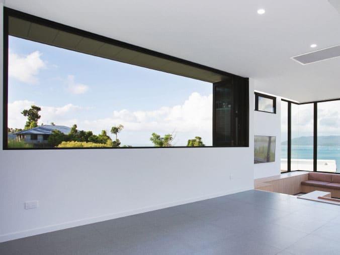 large-black-bi-fold-window