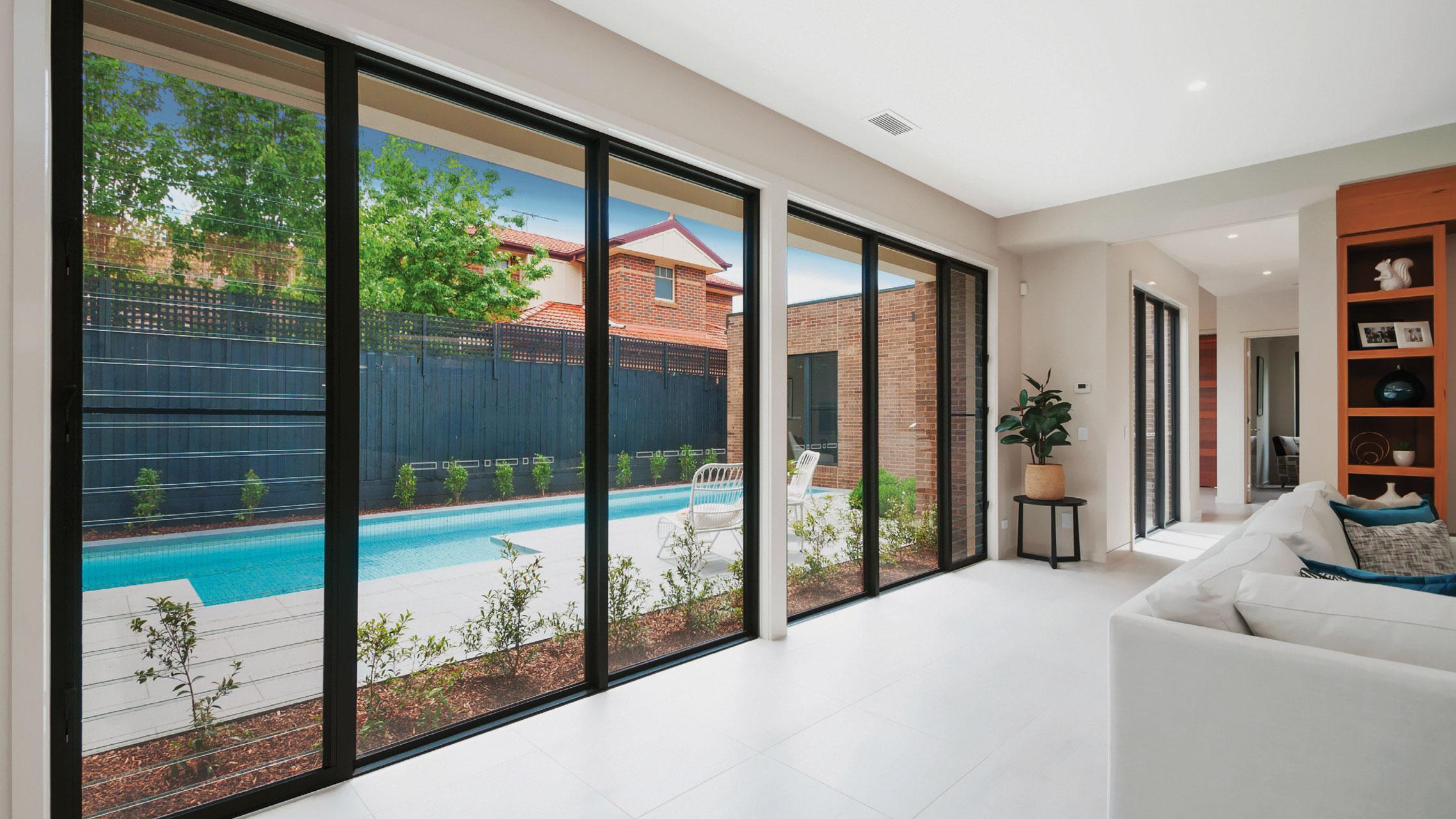 Aluminium House Windows