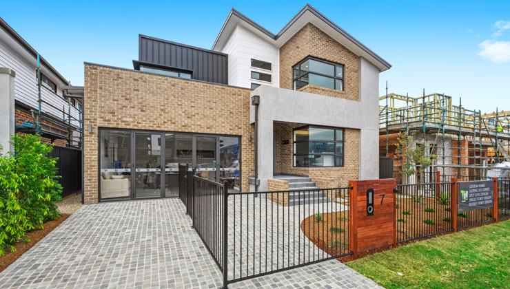 Display home in Sydney