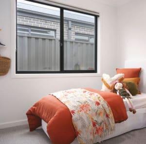 2-panel sliding window