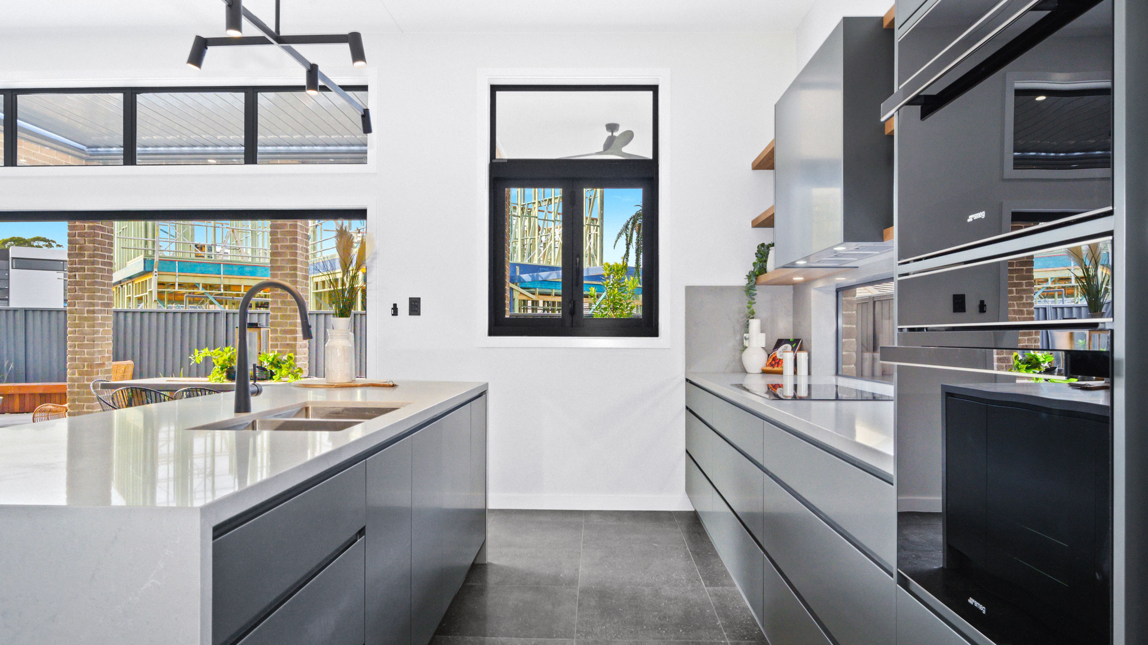 Small Bi fold Window